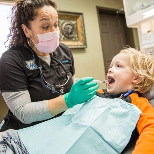 Children's Dentistry in Oklahoma City